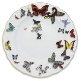 Christian Lacroix by Vista Alegre Set of Four Butterfly Parade Soup Plate