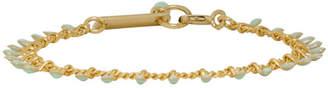 Isabel Marant Green New Casablanca Bracelet