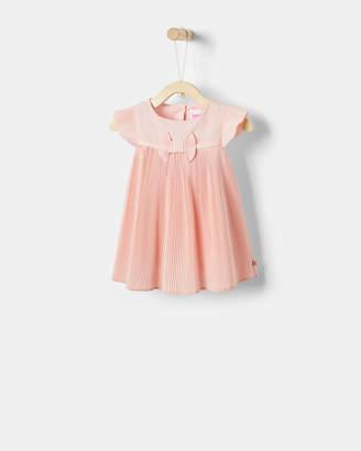 8e78e04b05c13 Ted Baker KELAITA Tiered cotton dress and tights set