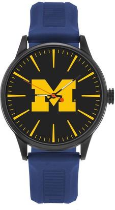 NCAA Men's Sparo Michigan Wolverines Cheer Watch