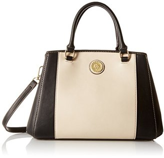 Anne Klein One to Watch Medium Satchel $89 thestylecure.com