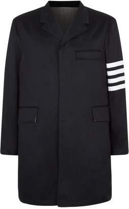 Thom Browne Unconstructed Overcoat