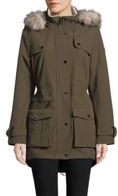 DKNY Hoden Softshell Hooded Jacket