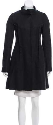 Marni Tailored Wool-Blend Coat