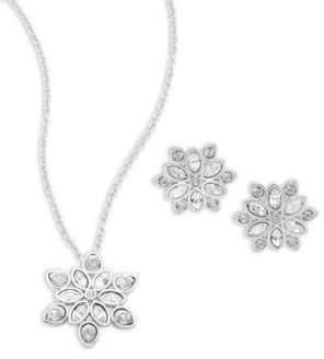 Swarovski Venalia Necklace & Earrings Set