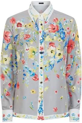 Escada Nasisa Floral Shirt