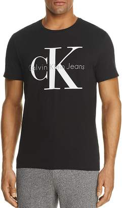 Calvin Klein Authentic Logo Tee $44 thestylecure.com