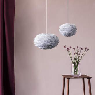EOS Umage UMAGE Feather Lamp Shade - Grey - Mini