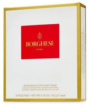 Borghese Restorative Eye Sheet Masks