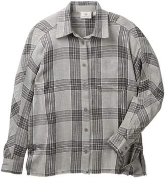 AG Jeans Joelle Plaid Print Woven Shirt (Big Girls)