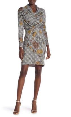 Amelia Yellow Flower Dress
