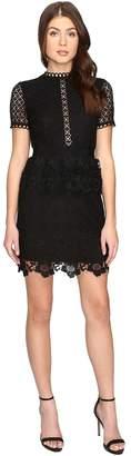 Ted Baker Dixa Layered Lace Skater Dress Women's Dress
