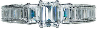 MODERN BRIDE Modern Bride Signature 1 1/2 CT. T.W. Diamond 14K White Gold Engagement Ring