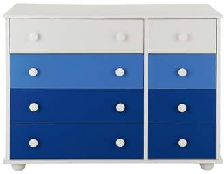 Kidspace New Metro 4 + 4 Chest Of Drawers