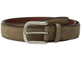 Torino Leather Co. 35mm Waxed Nubuck Shoulders Men's Belts