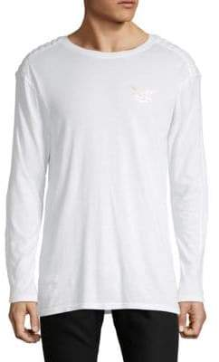 Wing Bar Cotton Tee