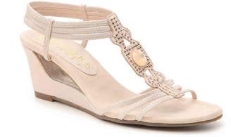 213f004b331c Möve New York Transit Fancy Wedge Sandal - Women s