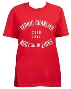 Cédric Charlier Logo Tee