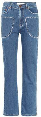 See by Chloe Straight-leg jeans