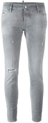 DSQUARED2 'Cigarette' jeans