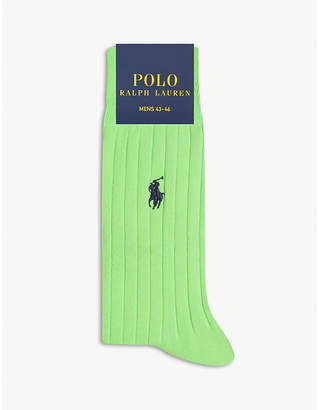 Polo Ralph Lauren Pony Egyptian cotton socks