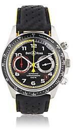 Bell & Ross Men's BR V2-94 RS18 Watch - Black