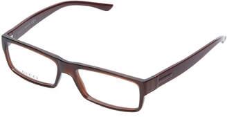 Gucci Saddle Wayfarer Optical Frame