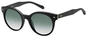 Fossil 2055-S 51mm Oval Sunglasses