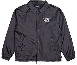 Brixton Men's Stith Standard Fit Windbreaker Jacket
