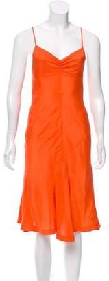 Ralph Lauren Silk Sleeveless Dress