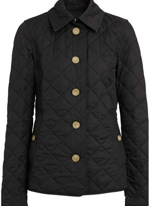 Jacket Quilted ShopStyle Quilted ShopStyle UK Quilted Jacket Burberry Burberry UK Burberry Jacket ShopStyle vTOxqa