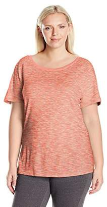 Columbia Women's Plus Size Outerspaced Short Sleeve Tee