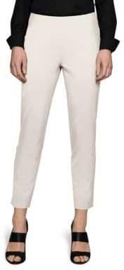 Lafayette 148 New York Stanton Italian Stretch-Wool Pants
