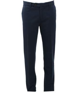Brunello Cucinelli Twill Slash Pocket Pant