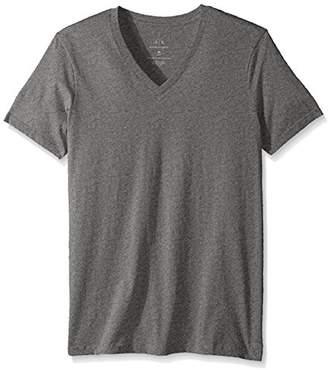 Armani Exchange Men's Classic Cotton V Neck Tee T-Shirt