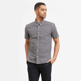 Everlane The Cotton Short-Sleeve Standard Fit Shirt
