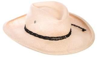 Helen Kaminski Keywest Straw Hat w/ Tags