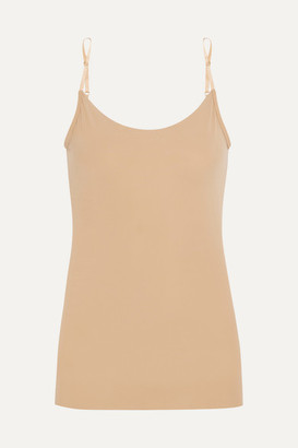 Commando Whisper Weight Stretch Camisole - Sand
