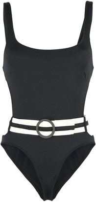 Solid & Striped One-piece swimsuits - Item 47219431OH