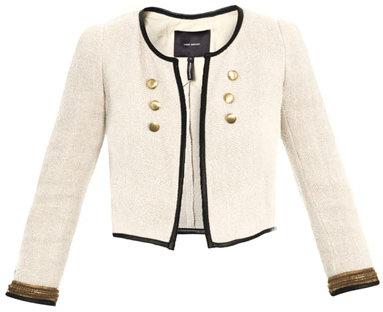 Isabel Marant Abies cropped jacket