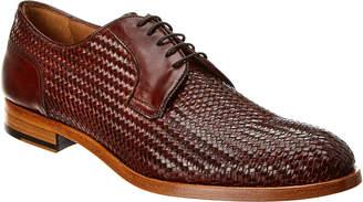 Antonio Maurizi Plain Toe Leather Oxford