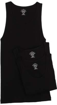 Calvin Klein Underwear Cotton Classic Tank 3-Pack NM9070 Men's Underwear