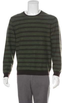 TSE Striped Cashmere Sweater