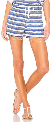 Lemlem Lulu High Waist Shorts