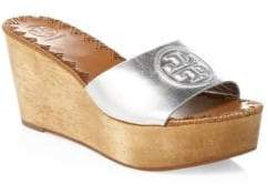 Tory Burch Patty Platform Wedge Slide