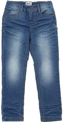 Molo Denim Effect Cotton Sweatpants