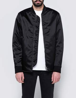 Acne Studios Mylon Jacket in Black