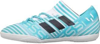 adidas Junior Nemeziz MESSI Tango 17.3 IN Football Boots Turquoise/Footwear White/Legend Ink/Energy Blue
