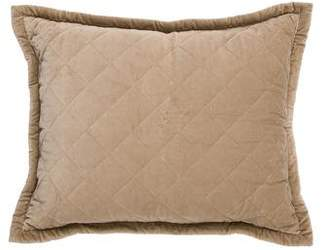 Ann Gish Quilted Throw Pillow