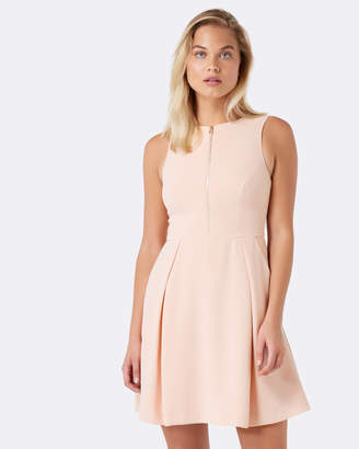 Forever New Julia Zip Front Dress